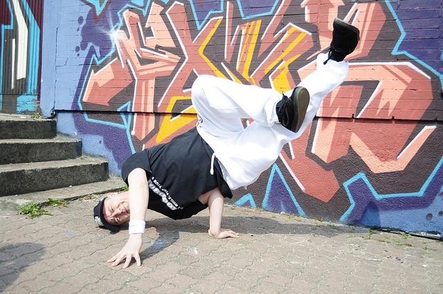 Hip hop sport