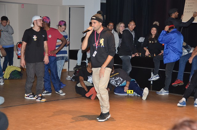 Hip-hop Subkultura